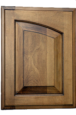 Arched Doors Custom Cabinets Of Atlanta